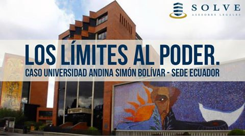 Universidad Andina deberá designar rector interino hasta el 15 de agosto